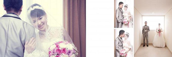 wedding day by Xin-Ai Bride - 003