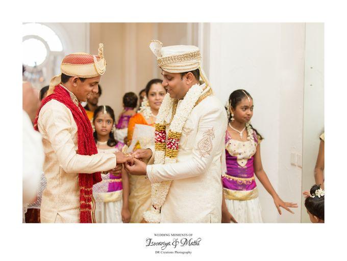Wedding of Ishwariya & Mathi by DR Creations - 008
