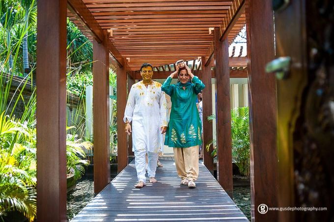 WEDDING OF ARUJ & DOREENA by Sofitel Bali Nusa Dua Beach Resort - 005