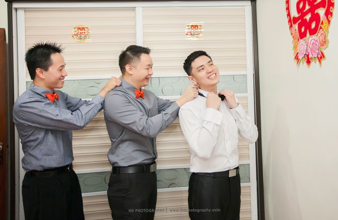 Wong & Devy - Wedding Day by HD Photography - 008