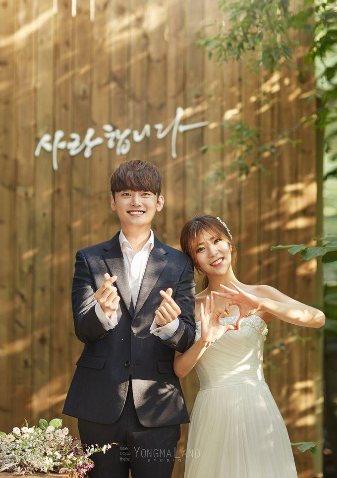 Korea Pre-Wedding Photoshoot - Studio 29 by Willcy Wedding by Willcy Wedding - Korea Pre Wedding - 004