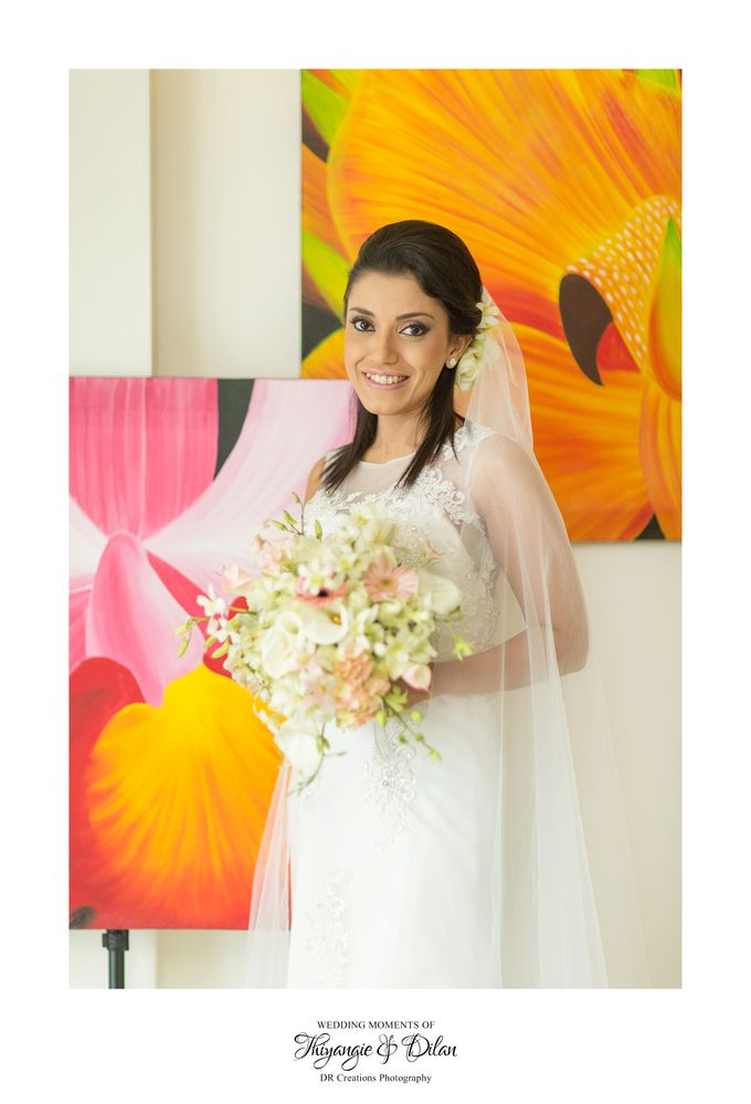 Wedding of Thiyangie & Dilan by DR Creations - 008