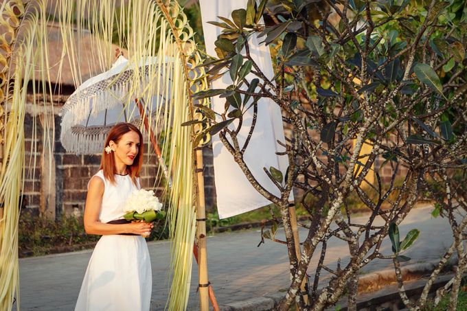 Unforgettable Vow by D'studio Photography Bali - 005