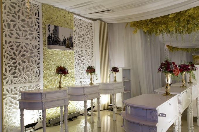 Wedding of Rendy & Fransisca by The Palms Ballroom - 005
