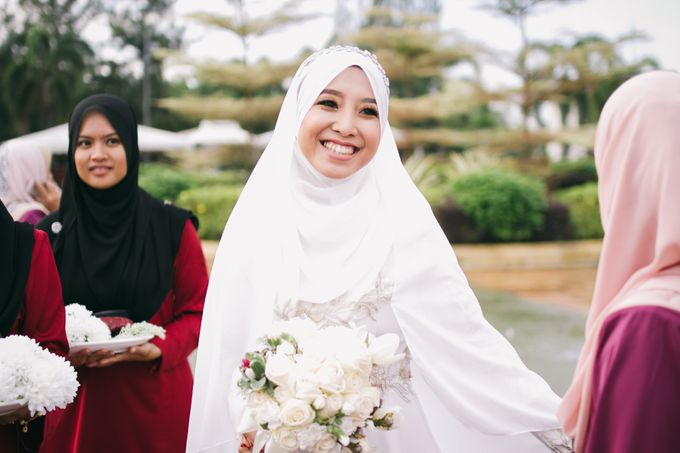 The Solemnization of Alya and Amir by Hanif Fazalul Photography & Cinematography - 004