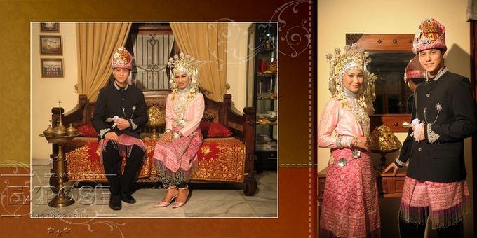 Rara & Fajri by Expose Wedding Photography - 008