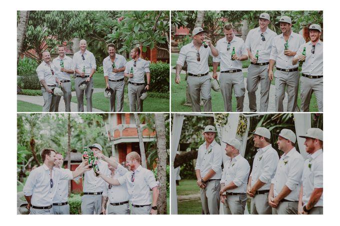 The Story of K & B by Bali Mandira Beach Resort & Spa - 008