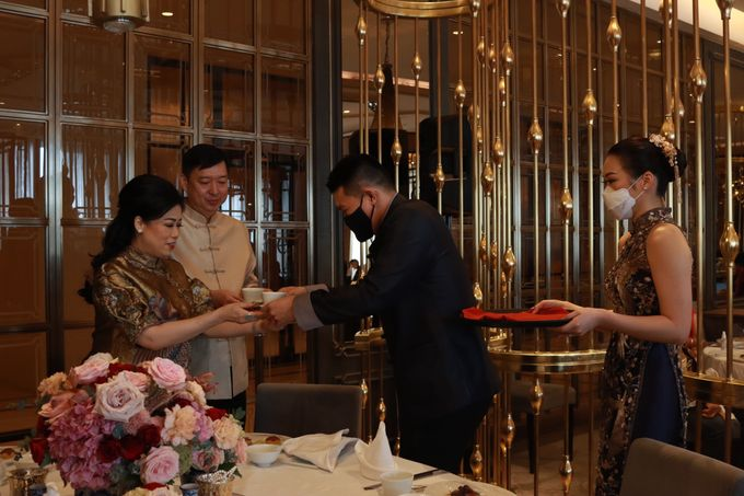 Sangjit House Of Yuen Hotel Fairmont Jakarta - MC Anthony Stevven by NOMA Jewelry & Accessories - 033