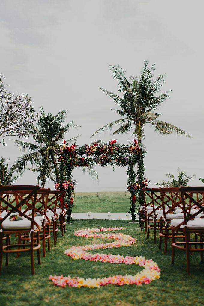 The Wedding of Mark & Maria by BDD Weddings Indonesia - 008