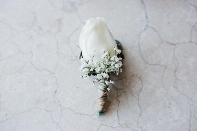 An Emerald  Green themed wedding of Phillip and Grace by Peach Frost Studio - 001