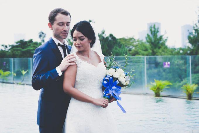 Andrea & Fransisca Wedding by deVOWed Wedding & Event Planner - 009