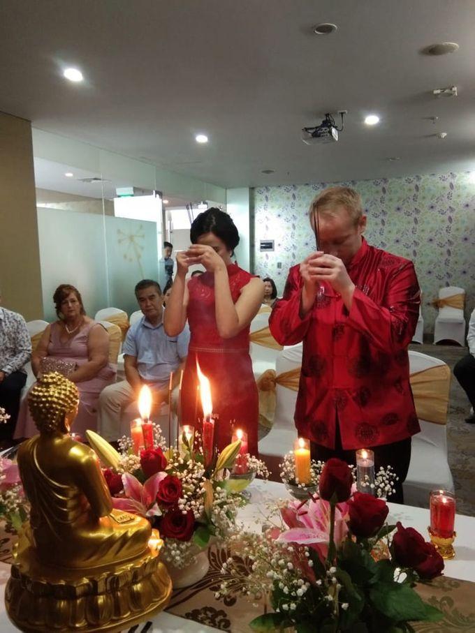 Dayne & Novita Wedding by deVOWed Wedding & Event Planner - 009