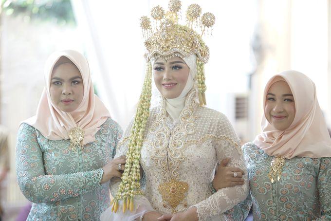 Nur & Utari wedding by isamare - 007