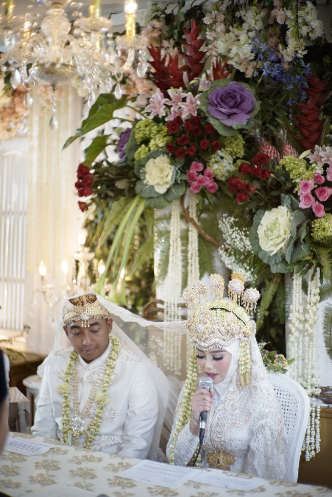 Nur & Utari wedding by isamare - 008