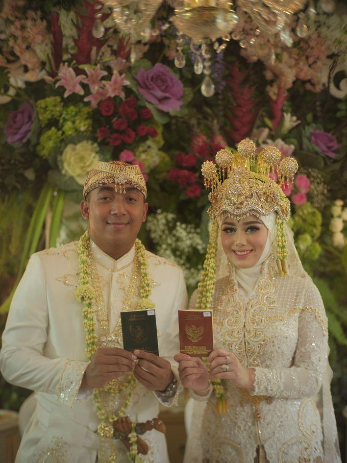 Nur & Utari wedding by isamare - 009