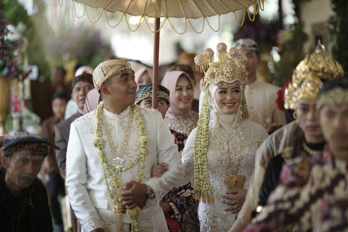 Nur & Utari wedding by isamare - 010