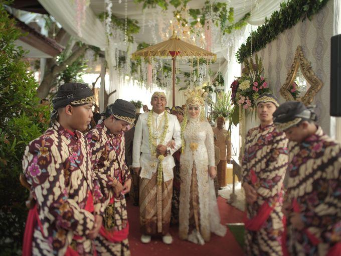 Nur & Utari wedding by isamare - 012