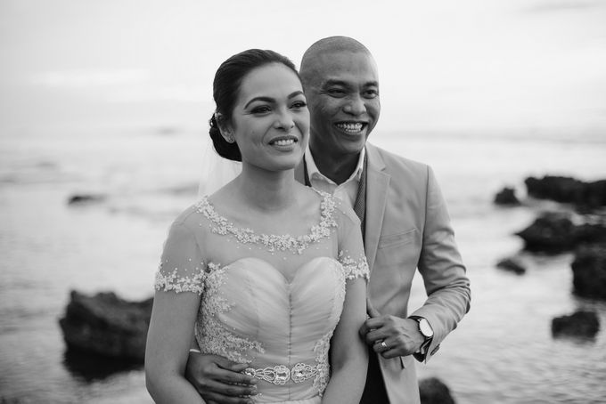 Christian and Carol Beach Themed Wedding - La Union Wedding Photographer by Mot Rasay Photography - 001