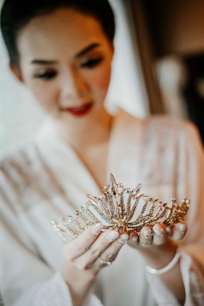 The Wedding of Leon & Audrey by Hotel Indonesia Kempinski Jakarta - 008