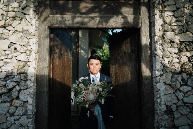 The Wedding of Johnsen & Fortunata by BDD Weddings Indonesia - 009