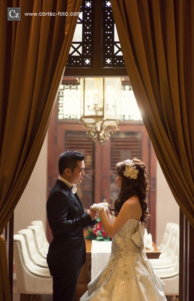 Michael & Farrah by Cortez photography - 001