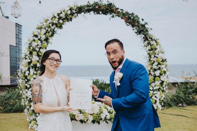 The Wedding of Chris & Mona by Varawedding - 018