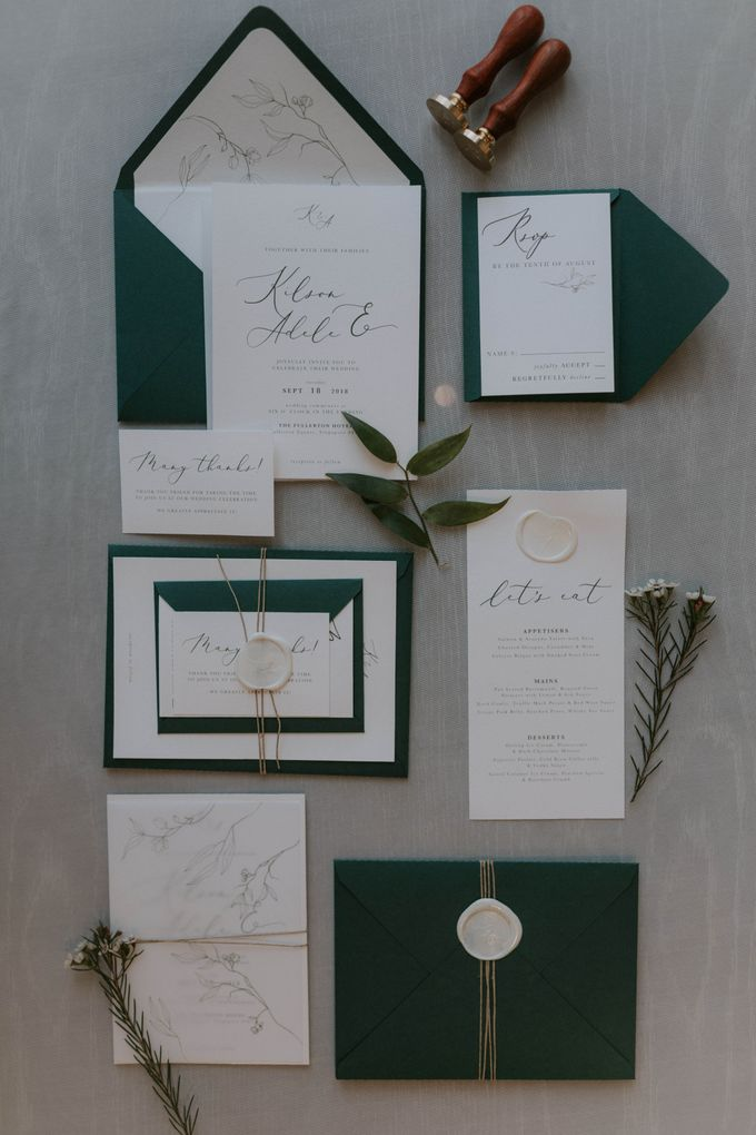 White Elegance Styled Shoot by mylin design & co. - 007