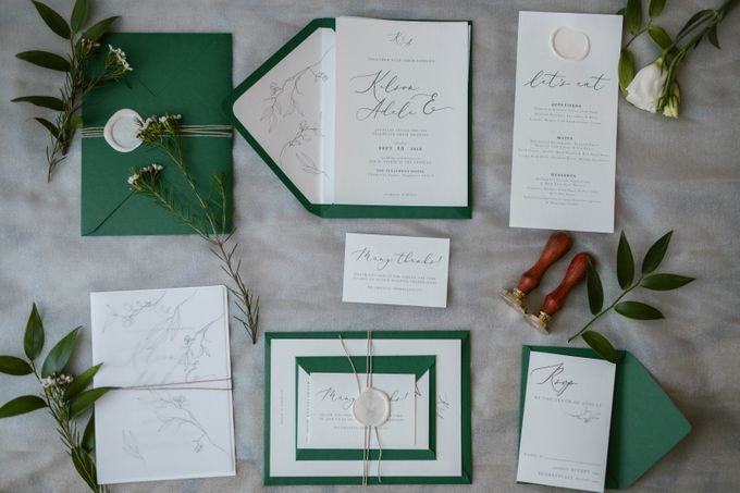 White Elegance Styled Shoot by mylin design & co. - 001