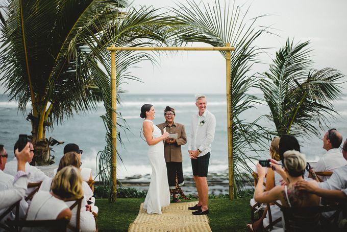 Jeanne & James Bali Wedding by SÁL PHOTO - 035