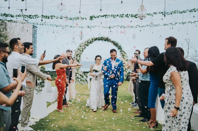 The Wedding of Chris & Mona by Varawedding - 019