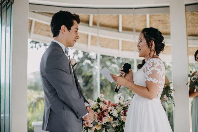 Jessica & Antonio Wedding by Bali Brides Wedding Planner - 017