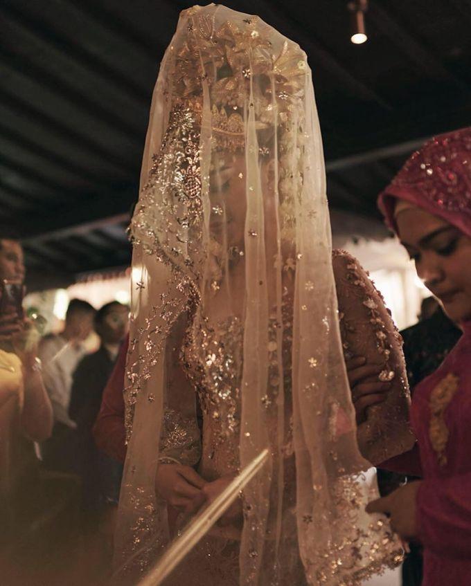 Traditional Wedding of Palembang by VAIA - 002