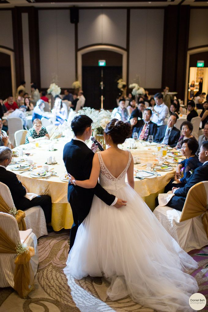 Kay Wee & Jiali wedding day in Swissotel Merchant Court by Daniel Beh Photography - 008