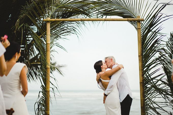 Jeanne & James Bali Wedding by SÁL PHOTO - 036