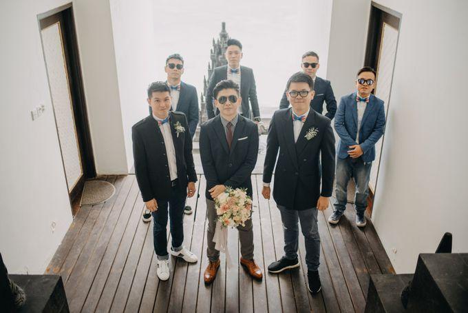 The Wedding of Chuan Yi & Elva by Varawedding - 024