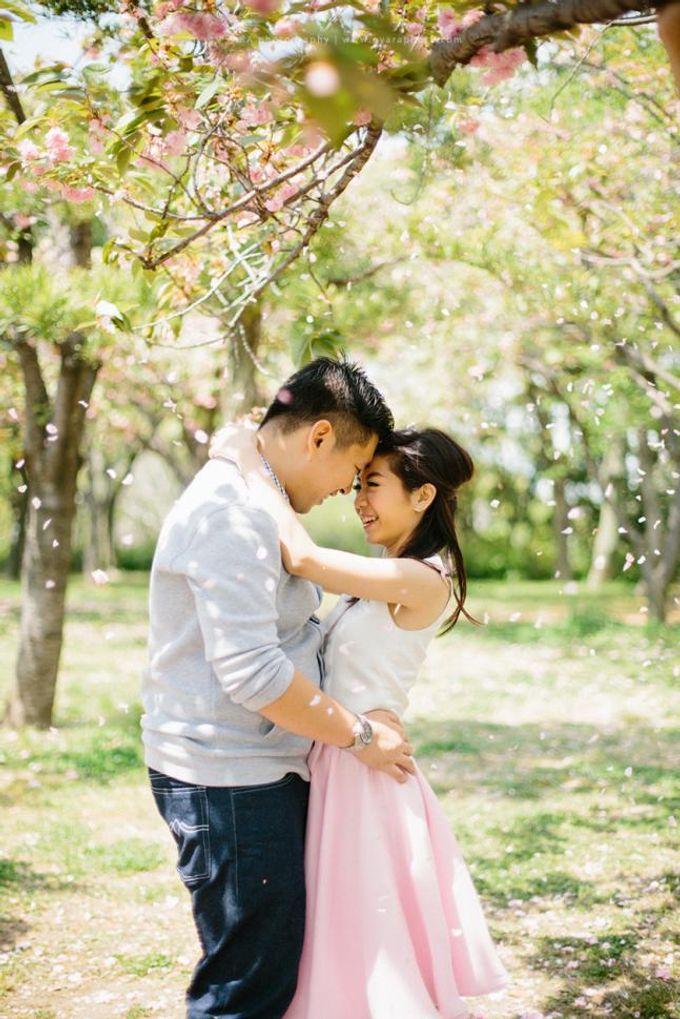 Selwyn Vitri | Japan Engagement Session by Carol by PYARA - 025
