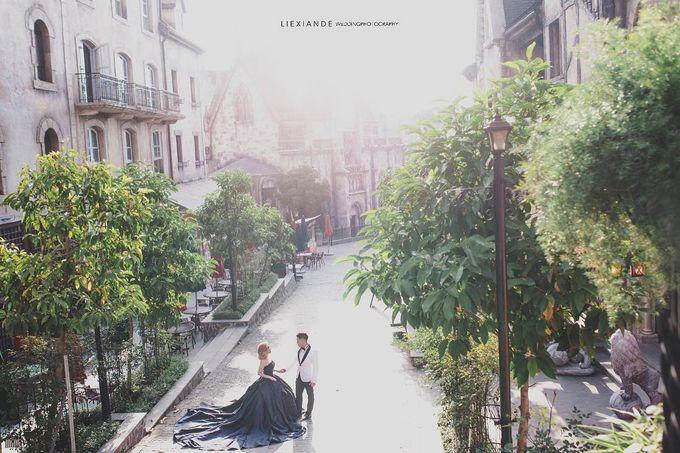 Widya & Rio Prewedding by iLook ( Makeup & Couture ) - 012