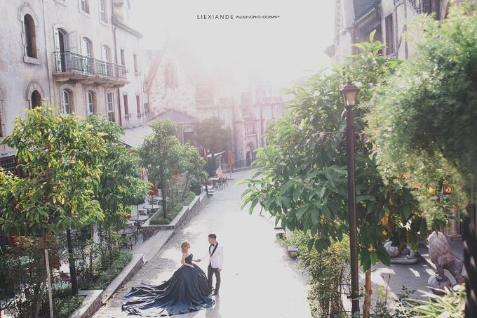 Widya & Rio Prewedding by iLook ( Makeup & Couture ) - 003