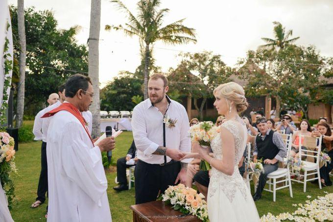 Tori & Sam | Bali Wedding by AT Photography Bali - 006