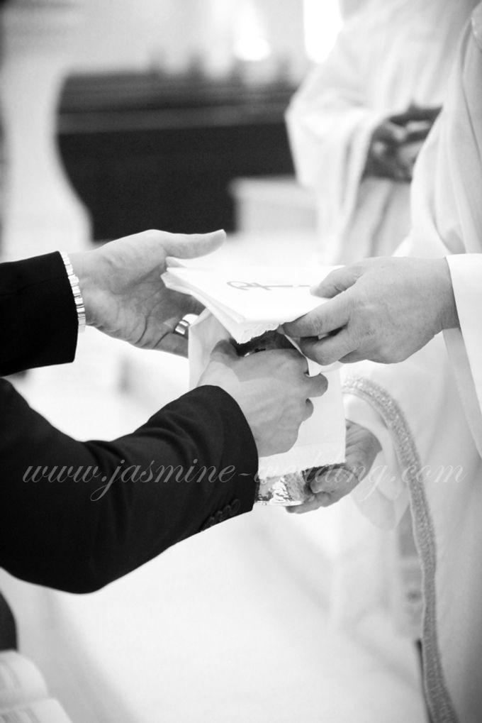 Wedding Blessing Ceremony Part III by Jasmine Wedding Bali - 002