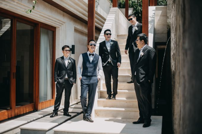 The Wedding of Richie & Soo Young by The edge - 006