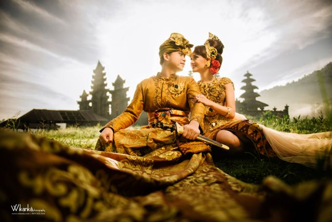 Prewed Tradisional Adat Bali by Cahya Dewi Bali - 005