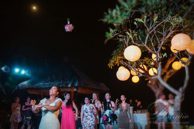 Tenniel and Dean Wedding by D'studio Photography Bali - 039