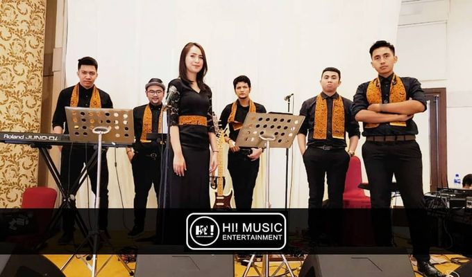 Wedding Reception Events (The Band) by Hi! Music Entertainment - 012