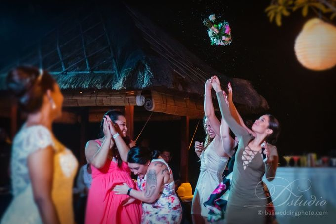 Tenniel and Dean Wedding by D'studio Photography Bali - 040