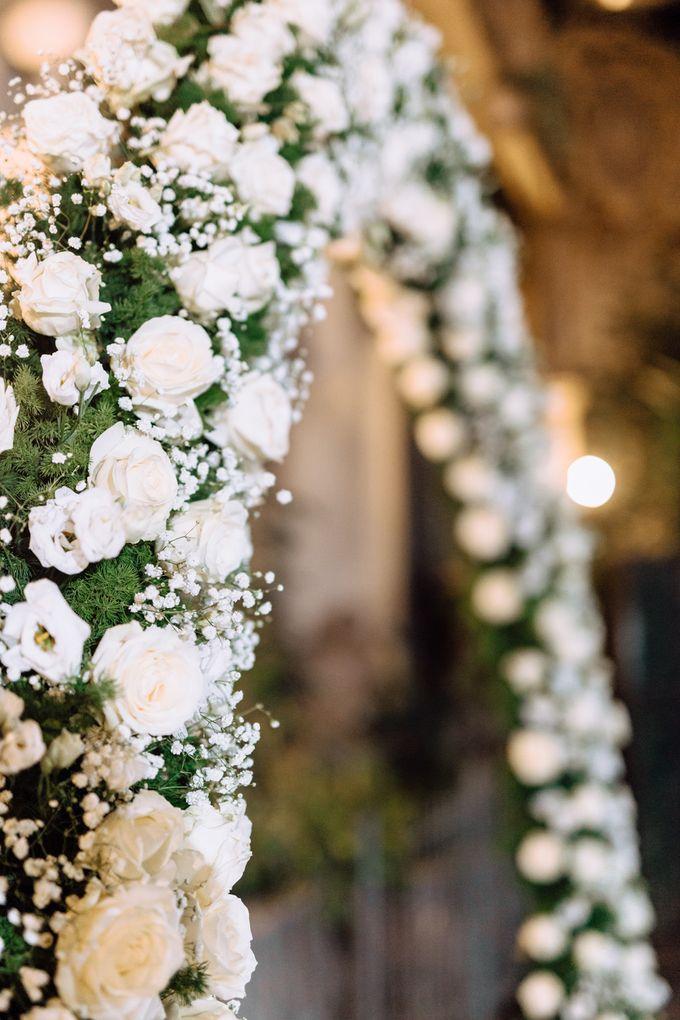 Wedding in Historical castel in Rome, Castello di Tor Crescenza by Vera Weddings - 027