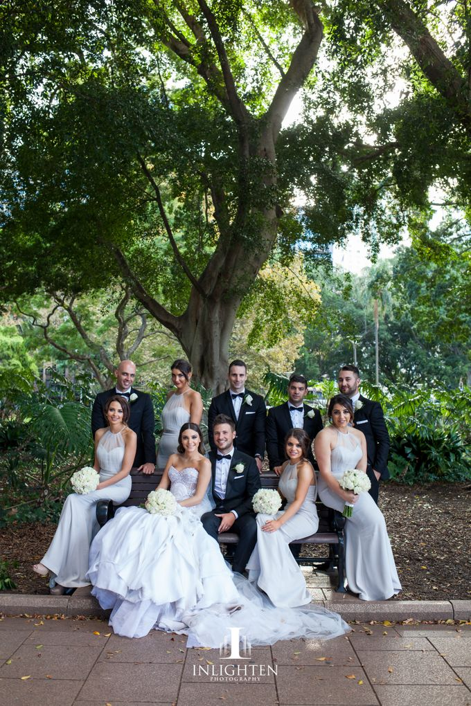 Lisa and Johnnys Wedding by Inlighten Photography - 038