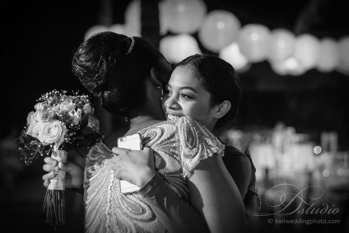 Tenniel and Dean Wedding by D'studio Photography Bali - 041