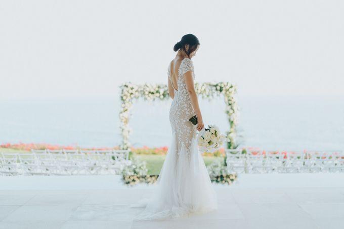 CA & Sebastian Wedding by Bali Event Styling - 001