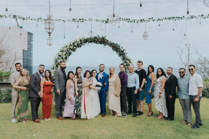 The Wedding of Chris & Mona by Varawedding - 020